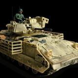 Macheta US tank M3A2 Bradley FORCES OF VALOR 1:32 - Macheta auto