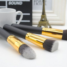 Pensule make up la bucata din par 100% natural cea mai buna calitate - Pensula machiaj Fraulein38