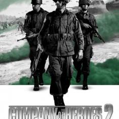 Company of Heroes 2 - Ardennes Assault (COD ACTIVARE Steam) - Jocuri PC Sega, Strategie, 18+, Single player