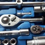 Trusa 108 scule mecanici chei - Trusa scule auto