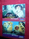 2 Ilustrate Firma Polyglott - Vanzatoare Flori China si Arab tunisian cu camila