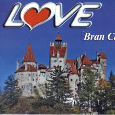 Carte postala CP BV047 Castelul Bran - necirculata