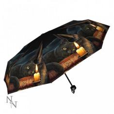 Umbrelă cu pisici Ora vrăjitoarelor - Umbrela Copii