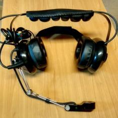 Geaming Headset (Casti) cu microfon Pearl PX-3636 - Casti PC, Analog