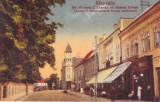 Carte postala CP AB027 Alba Iulia  - Str Gen.  Coanda - necirculata ( 2012)