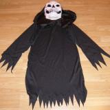 Costum de carnaval serbare monstru pentru copii de 11-12-13-14 ani marime L - Costum Halloween, Marime: Masura unica, Culoare: Din imagine
