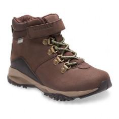Ghete pentru copii Merrell Alpine Casual Boot cu membrana SelectDry (MRL-MC56197-MUD) - Ghete copii Merrell, Marime: 29, 30, Culoare: Maro