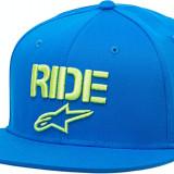 MXE Sapca Alpinestars Ride Flat culoare Albastru Cod Produs: 25012446PE