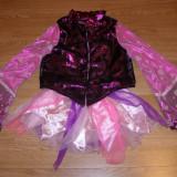 Costum de carnaval serbare zana pentru copii de 7-8 ani - Costum Halloween, Marime: Masura unica, Culoare: Din imagine