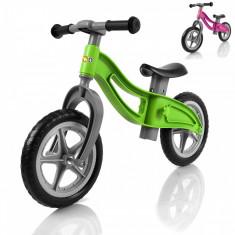 Bicicleta premergatoare fara pedale, roz - Bicicleta copii