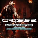 Crysis 2 Maximum Edition (COD ACTIVARE Origin) - Jocuri PC Electronic Arts, Shooting, 18+, Single player