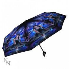 Umbrelă cu zână gotică Zbor nemuritor - Umbrela Copii