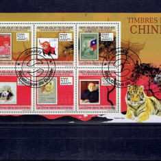 Guinea - chinese timbre
