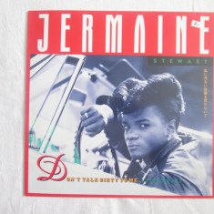 Jermaine Stewart ‎– Don't Talk Dirty To Me (Extended Mix) _ vinyl, 12