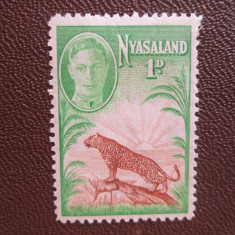 TIMBRE ANGLIA/COLONII ISLANDA =MNH