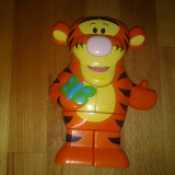 Mega Block, Tigger muzical, Winnie the Pooh, 18 x 13 x 5 cm