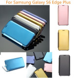 Husa flip Clear View pentru Samsung Galaxy S6 edge + / S6 edge plus