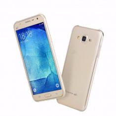 Husa HOCO ultra slim, SAMSUNG J5, gel TPU, fara capeta, transparent 100% - Husa Telefon Hoco, Samsung Galaxy J5