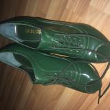 Pantofi de vânzare - Pantof dama Colin Stuart, Culoare: Verde, Marime: 39