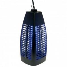 Capcana electrica pentru insecte, Home IK 240, putere 6 W, raza de actiune 30 mp, lumina UV