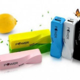 Baterie externa Power bank breloc 2600mAh-3