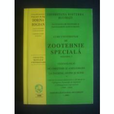 DORINA BOGDAN - CURS UNIVERSITAR DE ZOOTEHNIE SPECIALA volumul 2