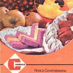 Florica Geormaneanu - Prajituri cu fructe - 37251 - Carte tratamente naturiste