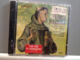 MUSICA MYSTICA - GREGORIAN MUSIC (1994/SONY/UK) - CD ORIGINAL/Sigilat/Nou, sony music