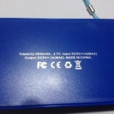 Baterie Externa acumulator extern power Bank 5600mAh BV-01