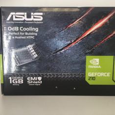 Placa video ASUS GeForce 210 1GB DDR3 64-bit - Placa Video Asus nVidia GeForce 210