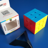 Cub Rubik 3x3x3 Moyu MF3S Profesional 56mm