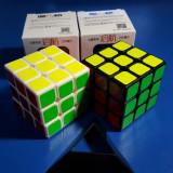 Cub Rubik 3x3x3 MoFangGe QiYi Sail Profesional 56mm