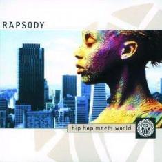 Rapsody - Hip Hop Meets World ( 1 CD ) - Muzica Hip Hop