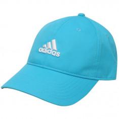 In Stoc Sapca Adidas Originala reglabila import UK Sepci barbati Climalite - Sapca Barbati Adidas, Marime: Marime universala, Culoare: Albastru
