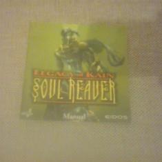 Manual - Soul Reaver - Legacy of Kain - SEGA Dreamcast