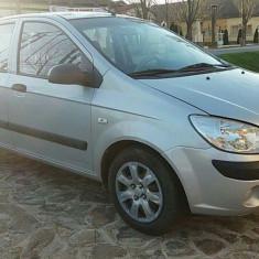 Hyundai Getz 2008, Benzina, 121680 km, 1100 cmc