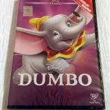 DUMBO [1941] (DISNEY ORIGINAL, SIGILAT, ROMÂNĂ)