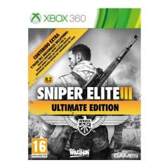 Sniper Elite III Ultimate Edition XB360 - Jocuri Xbox 360, Shooting, 16+