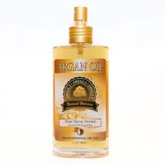 Tab spray ulei de varfuri cu ulei de in si argan 125 ml - Masca de par