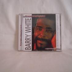 Vand cd Barry White-Forever Gold, original! - Muzica House