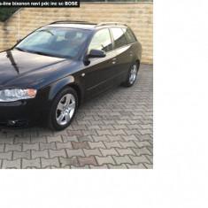Audi a4 - 2.0 tdi 125kw( 170 cp ) - an .2008 - taxa 0, Motorina/Diesel, 240500 km, 1968 cmc