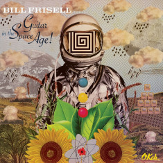 Bill Frisell Guitar In The Space Age (cd) - Muzica Jazz