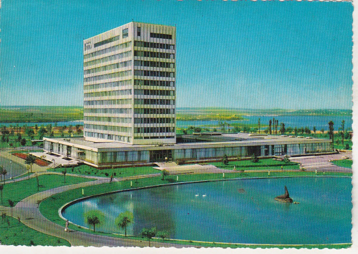 bnk cp Mamaia - Hotel Perla - circulata - Kruger 1135/3