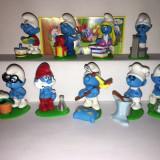 Kinder serie completa Strumfi + BPZ - Surpriza Kinder