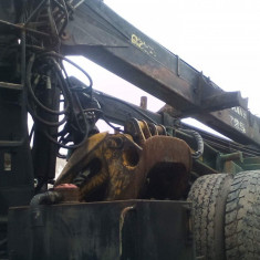 Macara forestiera vecran - Camion