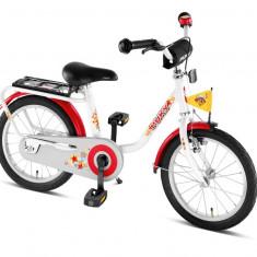 Bicicleta PUKY copii 5-9 ani-Germania - Bicicleta copii Puky, 16 inch, Numar viteze: 1