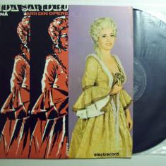 Disc vinil SANDA SANDRU (soprana) - Arii din opere (ST - ECE 01935) - Muzica Opera electrecord