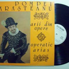 Disc vinil SOLISTII OPEREI - POMPEI HARASTEANU - Arii din opere (ST - ECE 02464) - Muzica Opera electrecord