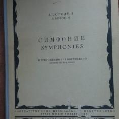 SIMFONIE PENTRU PIAN - BORODIN