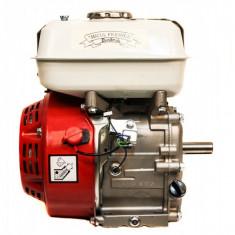 Motor pe benzina 270 4 timpi OHV 9CP ax orizontal pana 24mm, motosapa motocoasa, Universal